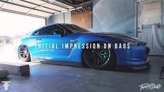DO I REGRET GETTING THE GTR BAGGED? AIR LIFT SUSPENSION