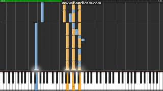 Synthesia - South North Story - Rin Kagamine