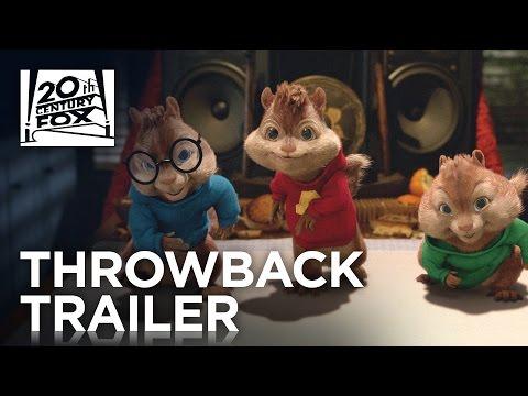 Alvin and The Chipmunks TBT Trailer 20th Century FOX