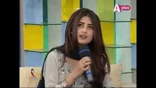 Sajal Ali Singing Noor Jahan Ghazal