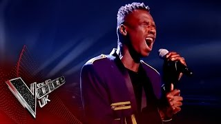 Mo performs 'Unsteady': Winner's Song | The Final | The Voice UK 2017