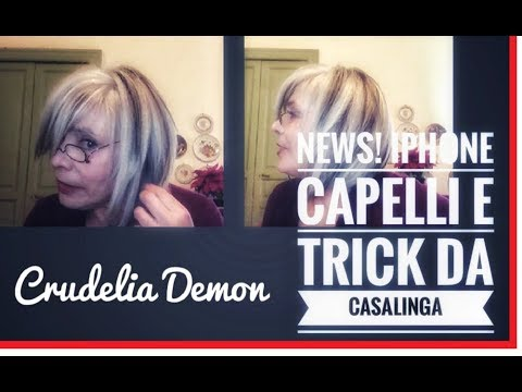 NEWs!  Capelli  ~IPhone ~ e Un Trick da Housewife