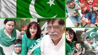 Independence Day Vlog 14th August 2018   Pakistani Mom   Naush Vlogs   Urdu Hindi