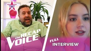 Chloe Kohanski: Opens Up About Team Miley & Hints About The Knockout Rounds   The Voice 2017