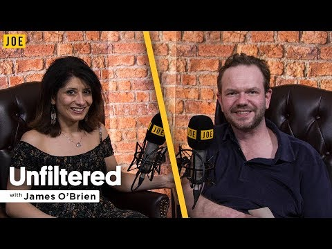 Shappi Khorsandi interview on comedy, Iran and assassinations | Unfiltered with James O'Brien #28
