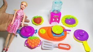 العاب بنات لعبة مطبخ باربي الجديدة