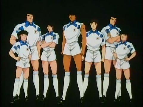 SuperCampeones Castellano Ep 44 El Regreso de Los 7 Magnificos Captain Tsubasa J
