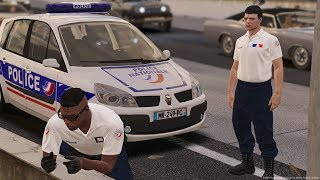 GTA 5 - POLICE NATIONALE - LE BILAN EST SALÉ - JOUR 20
