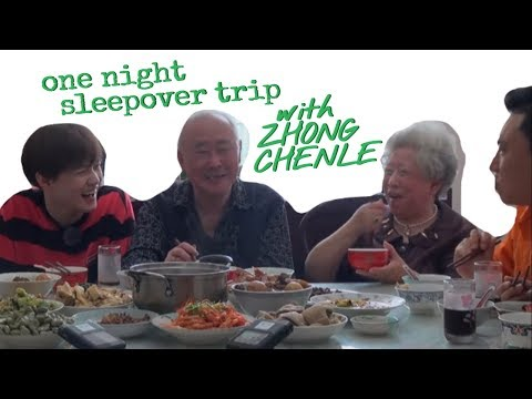 one night sleepover trip with chenle but it s a cheap sitcom on crack
