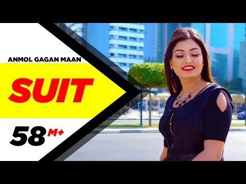 Suit (Full Video) |Anmol Gagan Maan|Teji Sandhu|Desi Routz|latest Punjabi Song 2017 | Speed Records