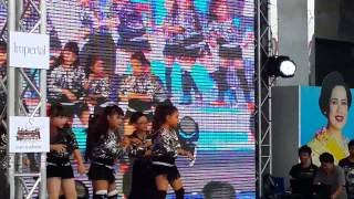 Baby Jeed ประกวดเต้น Power Dance 2014