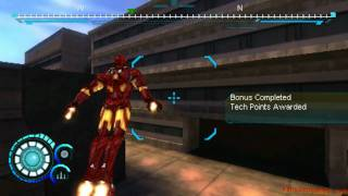 Iron Man 2: The Video Game - PSP - #01. Home Invasion [1/2]