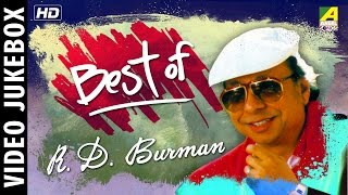 Best Of Rahul Dev Burman | Evergreen Bengali Movie Video Songs | Video Jukebox | R D Burman Songs