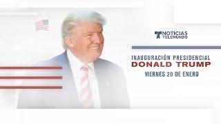EN VIVO: Ceremonia de Inauguración de Donald Trump