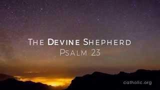 The Devine Shepherd Psalm 23 HD