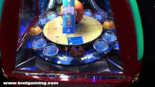 Basket Fortune Quick Coin Redemption Arcade Game - BMIGaming.com - Family Fun Company