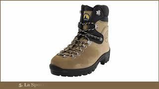 Best Wildland Firefighting Boots - Top 10 List