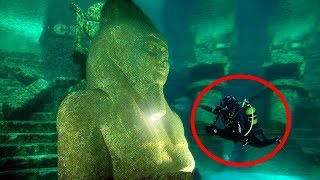 Most UNBELIEVABLE Lost Cities Discovered!