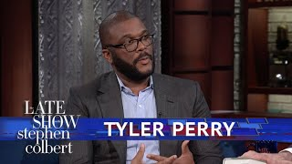 Tyler Perry's New Book Makes Him Feel Good