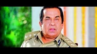 Latest BRAHMNANDAN comedy from hindi dubbed south movie