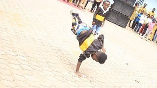 Talented dances on Shatta Wale musics