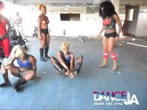 Xxx Mp4 On Set Konshens Walk Wine Flexible Dancehall Girls XXX Rated 3gp Sex
