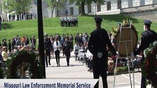 Honoring Missouri's fallen law enforcement officers