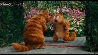 Một đoạn đặc sắc trong Phim Chú Mèo Siêu Quậy 2 :)