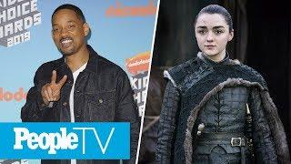 HBO Denies Arya Stark 'GoT' Spinoff Rumors, Will Smith Graces 'Aladdin' Premiere   PeopleTV