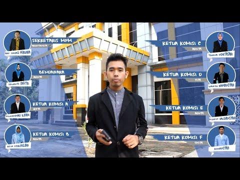 Profile Majelis Permusyawaratan Mahasiswa Politeknik Negeri Pontianak 2016/2017