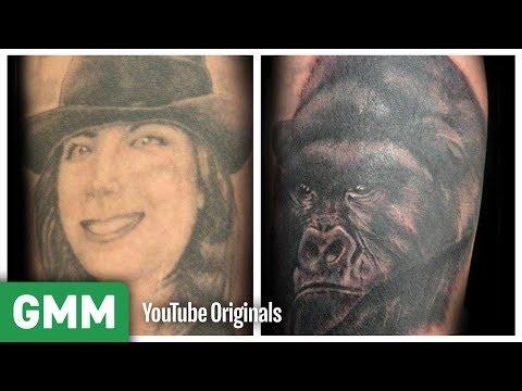 5 Amazing Tattoo Cover Ups