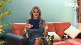 La Saga Live 15 agosto 2017 Aleks Syntek y Gali Diva visitan La Saga