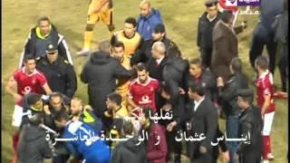 حسام غالي يضرب فريق الانتاج الحربي كله