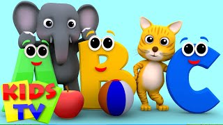 phonic song | alphabets song | learn abc | nursery rhymes | kids songs