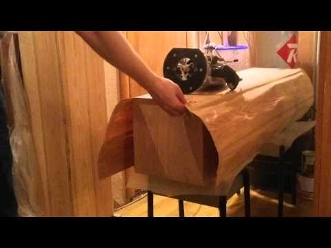 Чем резать шпон в домашних условиях