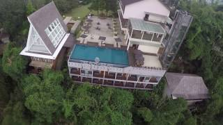 Nginep di The Green Forest Resort Lembang
