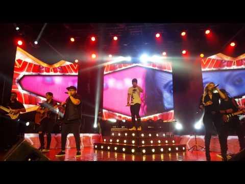 Show ao vivo no CTN SP- ZE FELIPE