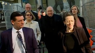 Archbishop of Adelaide found gulity of child abuse cover-up
