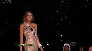 Ariadna Gutierrez  - Miss UNIVERSE Colombia 2015 HD