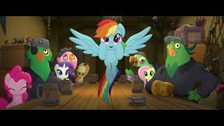 My Little Pony: The Movie - Time To Be Awesome [Danish]