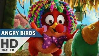 Angry Birds Movie FINAL Trailer (2016) Animated Comedy Movie HD