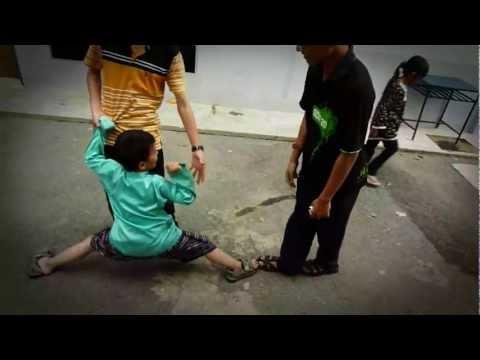 Ahmad Arrasyid Bersunat circumcision