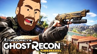 SILENT ASSASSINS!! | GHOST RECON WILDLANDS | PC Multiplayer Co-Op Campaign Gameplay