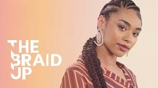 Senegalese Flat Twist - The Braid Up | Episode 19 | Cosmopolitan