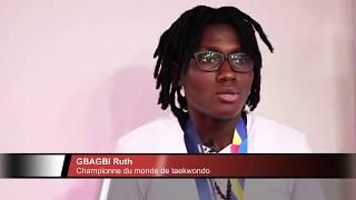 RUTH Gbagbi - Invitation de la jeunesse ivoirienne