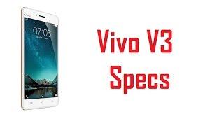 Vivo V3 Specs, Features & Price