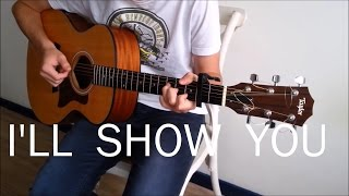 Justin Bieber - I'll Show You (Fingerstyle Guitar Cover) by Guus Music