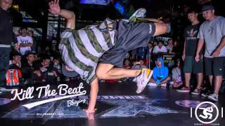 Khalid Ryo - Kill'em #4 (30min Best Bboy Mix)  // Bboy Mixtape 2015