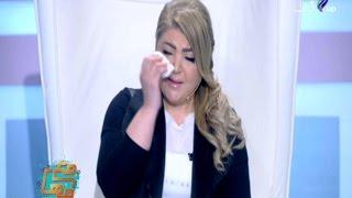 الفنانة مها أحمد تبكي على الهواء وتنعي الزميل عصام التوني رئيس قطاع الإنتاج بـ «صدى البلد»