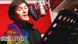 Matteo Guidicelli - Ipapadama Na Lang (Recording Session)